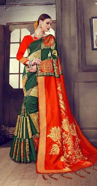 Banglori Silk Saree 01