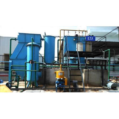 ETP Water Treatment Plant Installation Services
