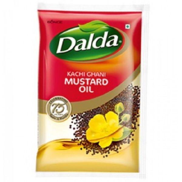 Dalda Kachi Ghani Mustard Oil