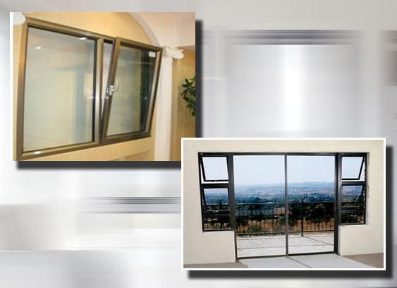 Top Hung Windows - B2