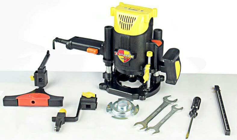 Heavy Duty Hand Router