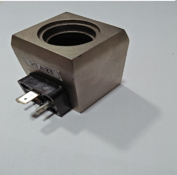 Fabricated Solenoid Coil