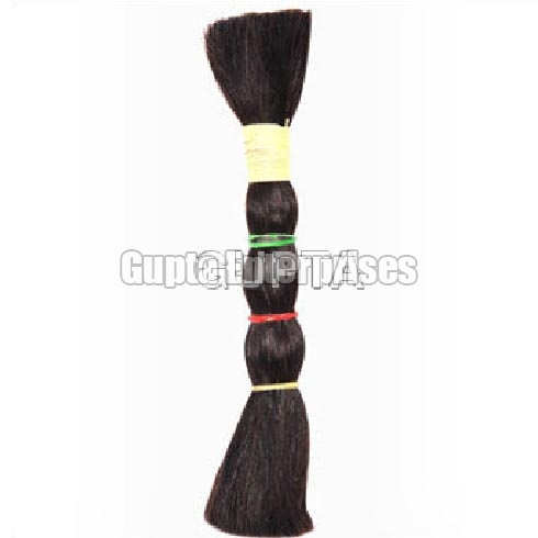 Single Drawn Indian Human Hair