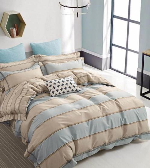 SKU: Royale2_1   Malako Royale King Size Cotton Bed Sheet