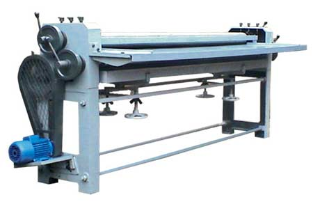 Corrugated Sheet Gluing Machine