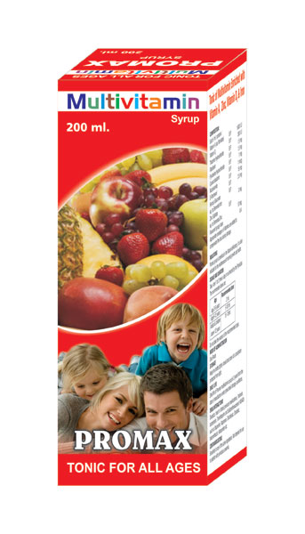 Multivitamin Syrup
