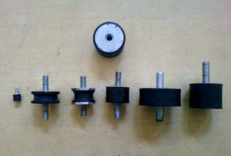 Rubber Dampers Suppliers