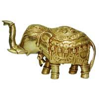 Brass Animal Statues Brass Elephant Brass Lion Brass Nandi