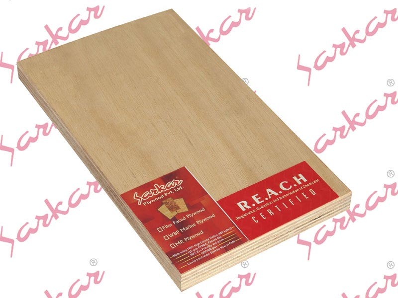 White Face CWR MR Plywood