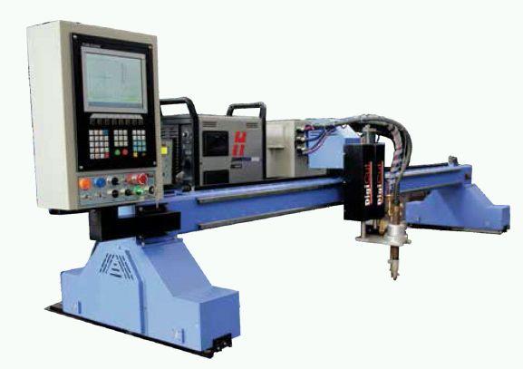 DGH Gantry CNC Profile Cutting Machine