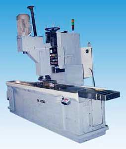 Vertical Type Milling Machine