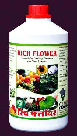 Rich Flower Liquid Nitrobenzene