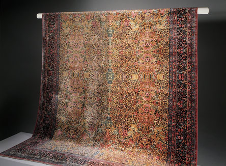 Hand Knotted Carpet 03