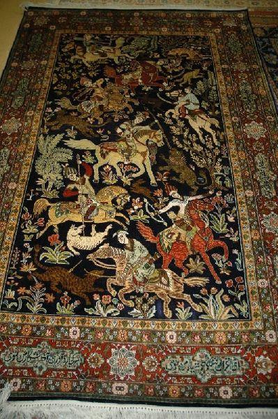 Hand Woven Carpet 02