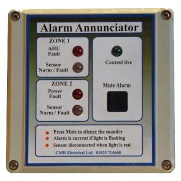 Alarm Annunciators