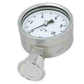 Sterile Connection Pressure Gauges