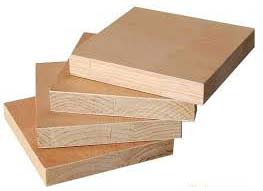 Wooden Block Boards