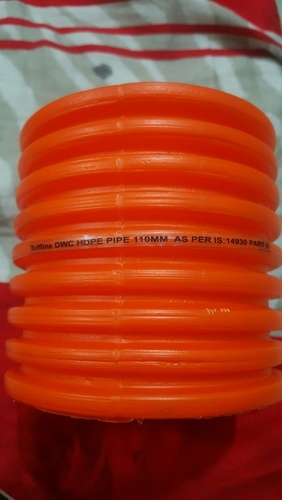 40mm to 325mm HDPE Double Wall Corrugated Pipe 03