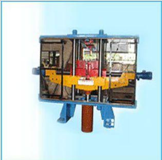 Hydraulic Bending & Folding Machine