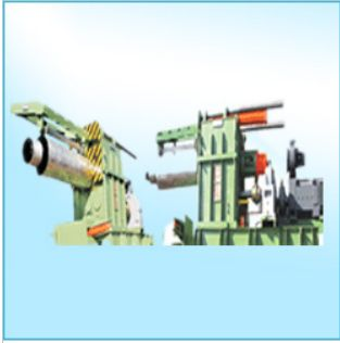 Hydraulic Recoiler Unit