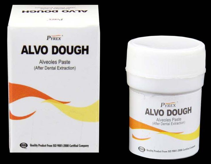 Alvo Dough
