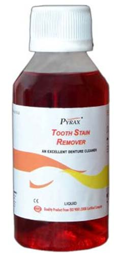 Tooth Stain Remover