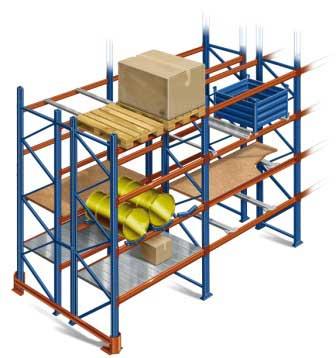 Pallet Racks  sc 1 st  Standard Equipments & Pallet Storage RacksAffordable Pallet RacksPallet Racks