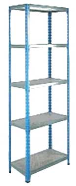Slotted Shelves