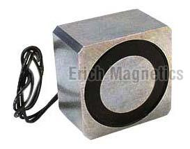 Rectangular Lifting Electromagnet