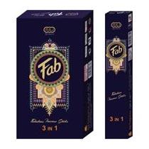 Fab 3-IN-1 Incense Sticks