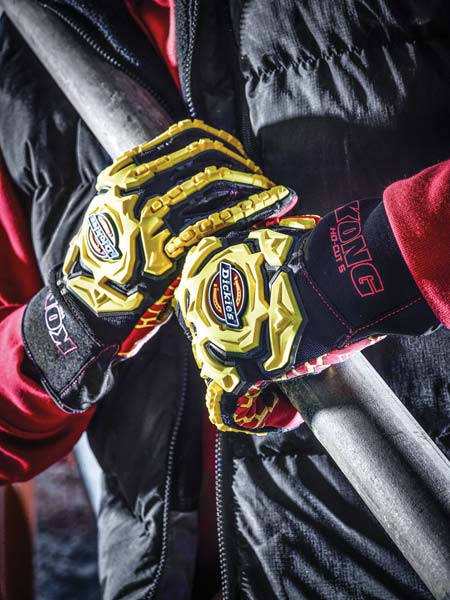 Safety Impact Gloves