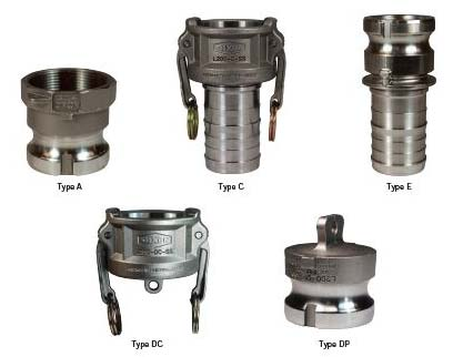 Dixon Clamp and Couplings