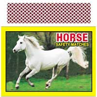 Safety Matches (Horsematch)