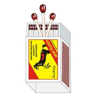 Safety Matches (New Super)