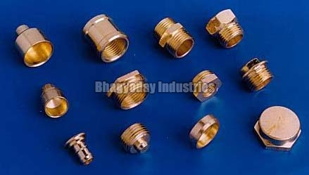 Brass Coupling Bush Connectors