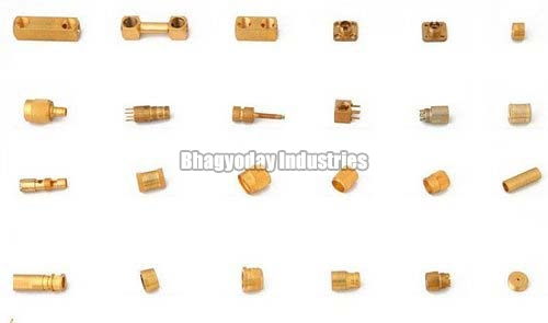 Brass DIN Connectors