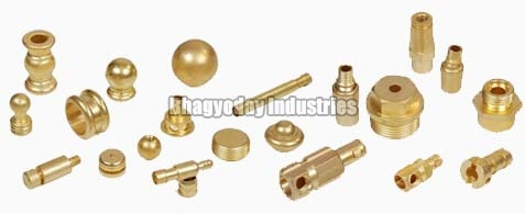 Brass Precision Auto Parts
