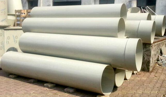 Fume Exhaust Thermoplastic Ductings
