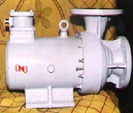 Locomotive Traction Transformer Oil Pump