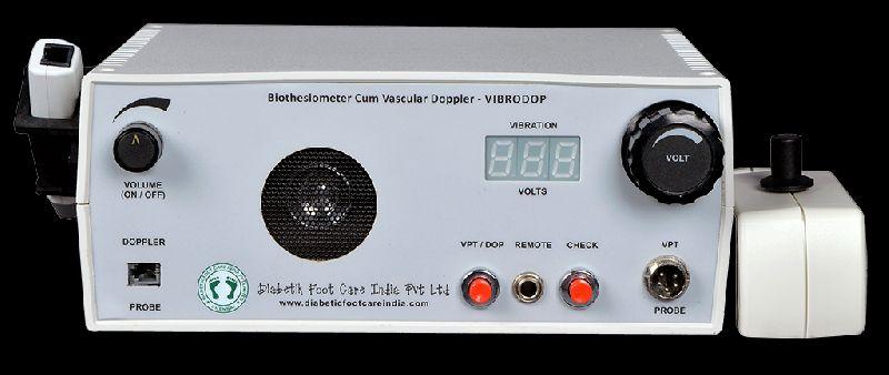 Digital Biothesiometer with Vascular Doppler (Vibrodop)