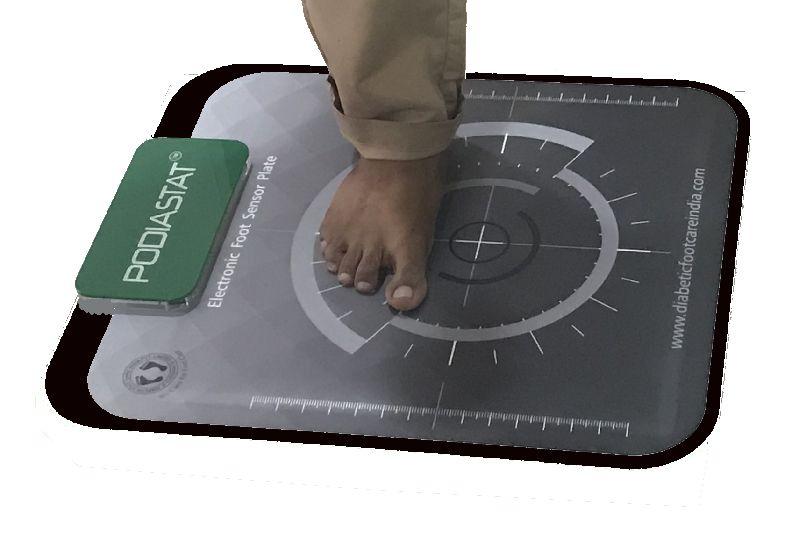 Electronic Foot Pressure Plate (Podiastat)