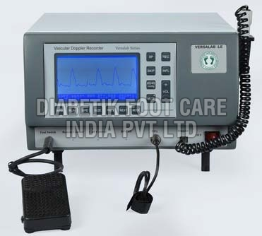 Vascular Doppler Recorder for ABI / TBI (Versalab LE)