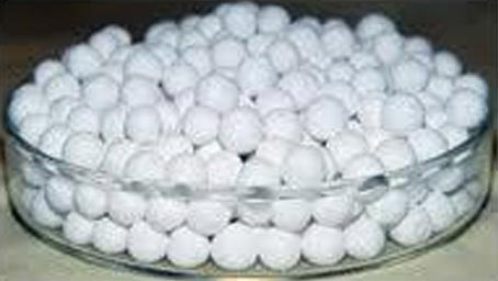 Activated Alumina Ball (A101BAF)