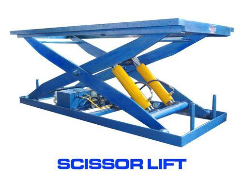 Scissor Lift Table 01