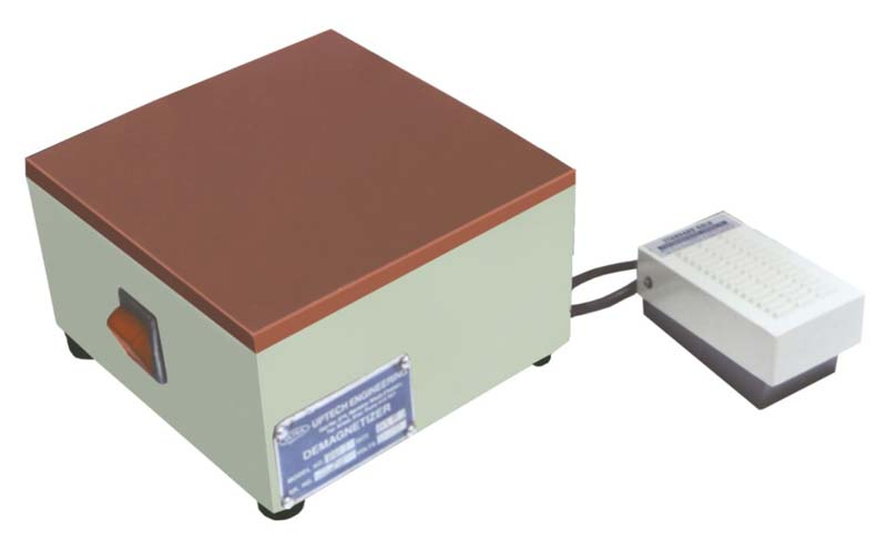 UL 801 Series Demagnetizer Machine