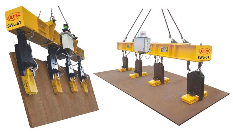 Electro Permanent Magnetic Titling Lifter UL for Sheets  ( UL-820)