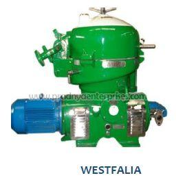 Reconditioned Westfalia Separator