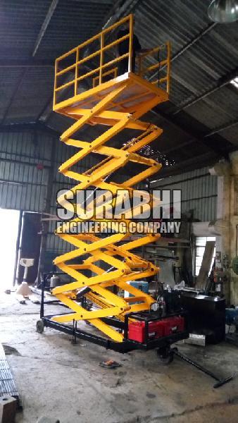 Aerial Work Platforms