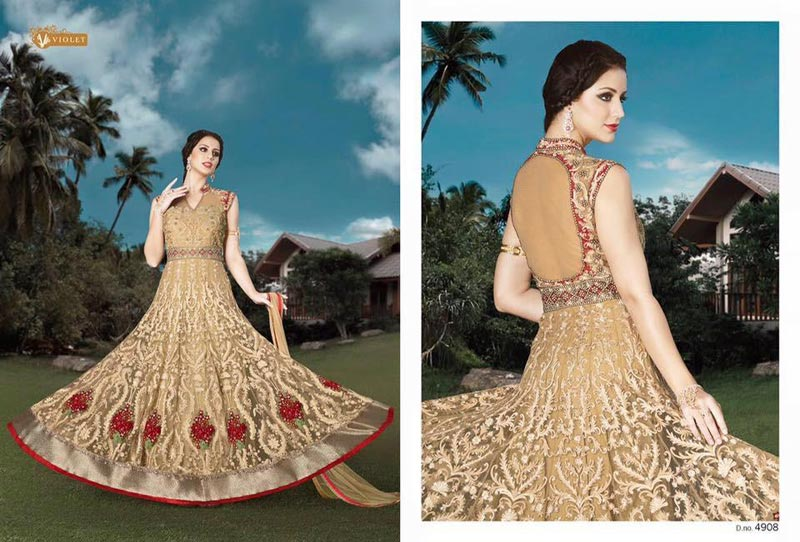Trendy Exclusive Anarkali Suits