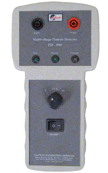 Multi Voltage Pinhole Detector